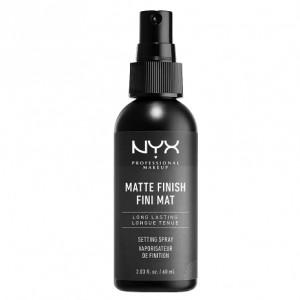 NYX Professional Makeup Long Lasting Makeup Setting Spray Matte Finish2.03 fl oz