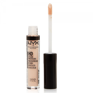NYX Professional Makeup HD Concealer,Porcelain0.11 oz