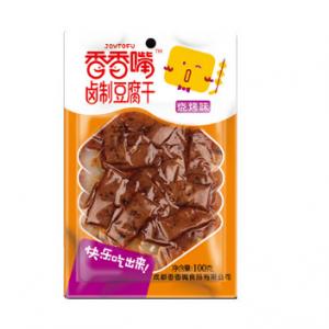 JOYTOFU Dried Bean Curd BBQ Flavor 100g