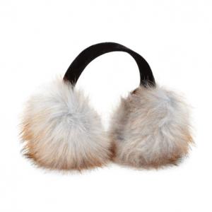Surell Girl's Faux Fur Earmuffs