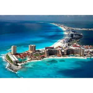 Washington DC To Cancun RT Airfare @ Skyscanner