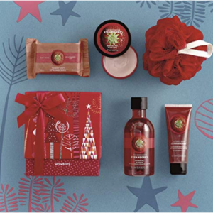 The Body Shop クリスマス★ギフトセット・ボディケアコフレ