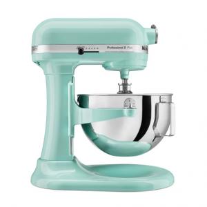 Target:KitchenAid Professional 5誇脫廚師機 450瓦 冰藍色