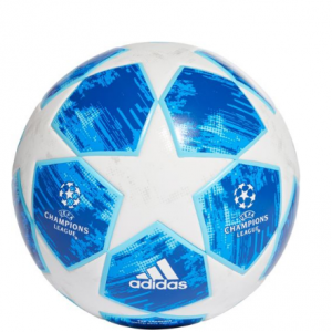 adidas 2018 UEFA Champions League Finale Top Training Soccer Ball