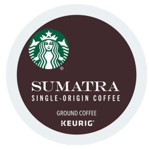 STARBUCKS® Sumatra Coffee 24 count