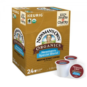 NEWMAN'S OWN® ORGANICS Newman's Special Blend Extra Bold Coffee 24 count