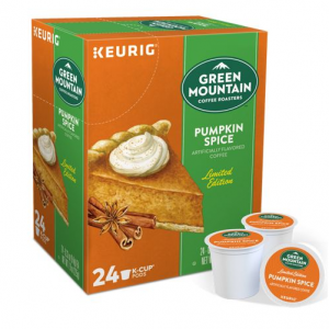 GREEN MOUNTAIN COFFEE ROASTERS® Pumpkin Spice Coffee 24 count