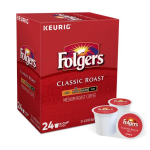 FOLGERS® Classic Roast® Coffee 24 count