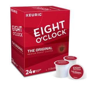 EIGHT O'CLOCK® The Original Coffee 24 count