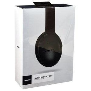 Bose QuietComfort 35 II Wireless Noise Cancelling Headphones @ Massgenie