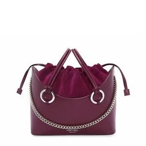 Ornella   Tote Bag   Jupiter Burgundy