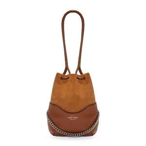Hetty   Cross Body Bag   Almond