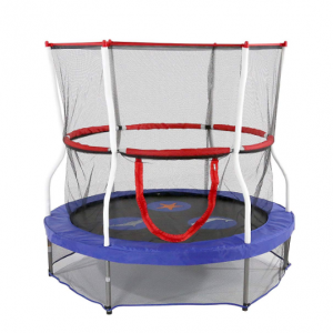 Skywalker Trampolines Mini Bouncer with Enclosure Net 60-inch@ Amazon