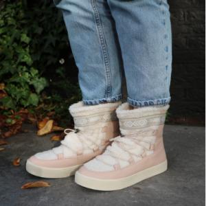 女士高山靴