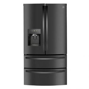 Kenmore 72597 27.8 cu. ft. Smart 4-Door Refrigerator - Black Stainless Steel