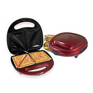 Better Chef 97075868M IM-288R Red Sandwich Grill