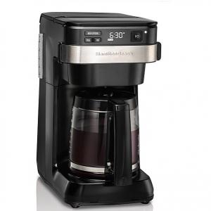 Hamilton Beach Brands Inc. 46300 12-Cup Programmable Easy Access Coffee Maker