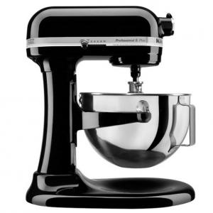 KitchenAid - KV25G0XOB Professional 500 Series Stand Mixer - Onyx Black