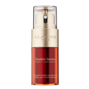 Clarins Double Serum Complete Age Control Concentrate Facial Serum, 1 Oz