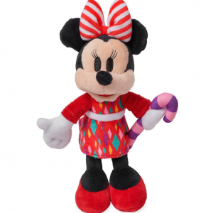 Minnie Mouse Holiday Plush - Mini Bean Bag