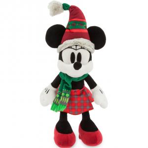 Minnie Mouse Nordic Winter Plush - Small