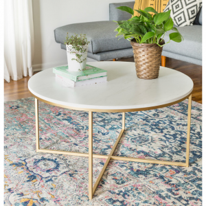 Mahlon Accent Table, Marble
