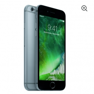 Total Wireless Apple iPhone 6 with 32GB Prepaid, Space Gray @Walmart