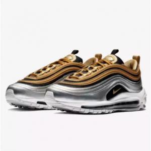 Nike Air Max 97 SE Metallic 女士运动鞋