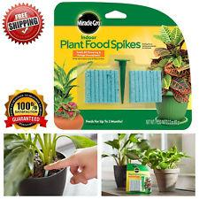 69% off Miracle-Gro Indoor Plant Food, 48-Spikes @ Amazon