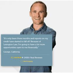 50% off first payment @ lexingtonlaw.com