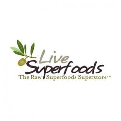 Raw & Vegan Superfoods From $1.75 @ Live Superfoods