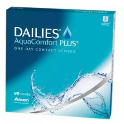 Dailies AquaComfort Plus 90 pack1.0 Box