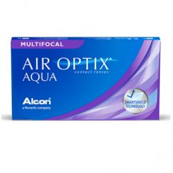 Air Optix Aqua Multifocal1.0 Box