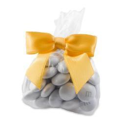Candy Favor Bags with Yellow Ribbon Color Only