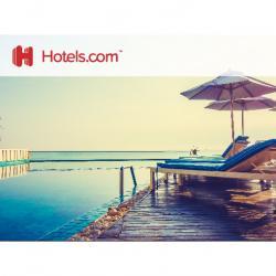 hotels.com 预定酒店特惠