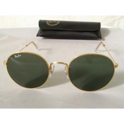 a0f081beaa1  59.99 RAY BAN Light Blue Degraded Round Sunglasses   JomaShop.com ...