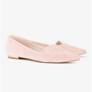 Sophia Webster Butterfly Ballet Shoes