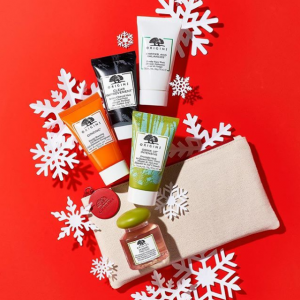 Up To 40% Off Selected Origins Products + GWP @ Macy's