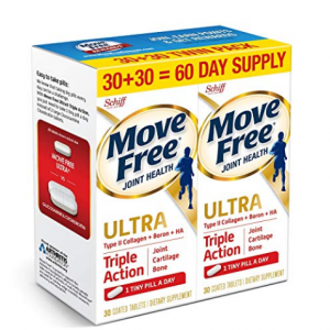 Schiff Move Free Ultra Joint Supplement30 ea x 2 pack