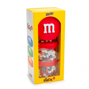 Red Stack 'm M&M'S® Gift Box