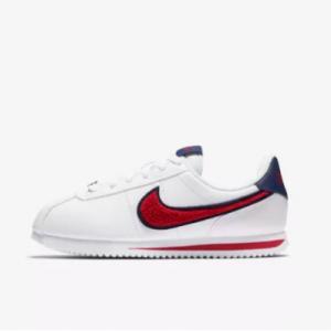 Big Kids' Shoe Nike Cortez Basic Leather