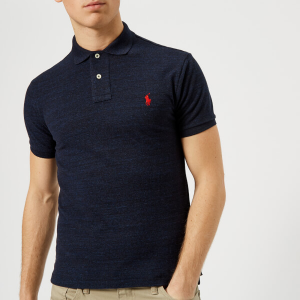 Polo Ralph Lauren Men's Slim Fit Short Sleeve Polo Shirt