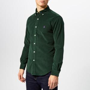 Polo Ralph Lauren Men's Slim Fit Cord Shirt
