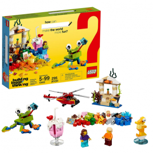 好价!【Amazon】LEGO Classic World Fun 10403 创意积木套装热卖