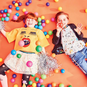Up to 50% off + extra 25% off 100s of top kids' brands @ alexandalexa