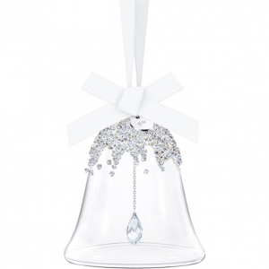 CHRISTMAS BELL ORNAMENT, SMALL