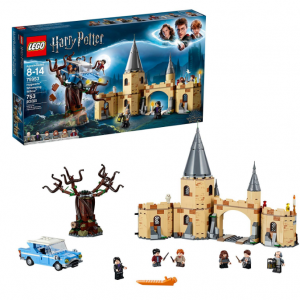 LEGO Harry Potter and the Chamber of Secrets Hogwarts Whomping Willow 75953 Building Kit (753 Piec