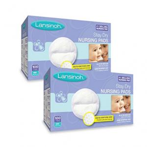 Lansinoh Nursing Pads, HPA Lanolin @ Amazon