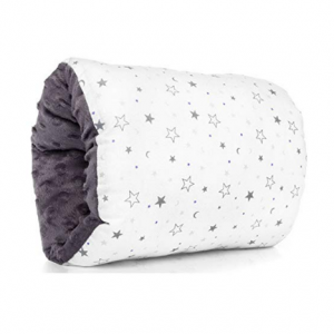 Lansinoh Nursie Breastfeeding Pillow, Washable Nursing Pillow, Ideal for C-Sections, Compact, and