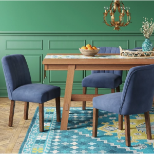 "Dunlin Wood Rectangular Dining Table 72"" - Opalhouse"